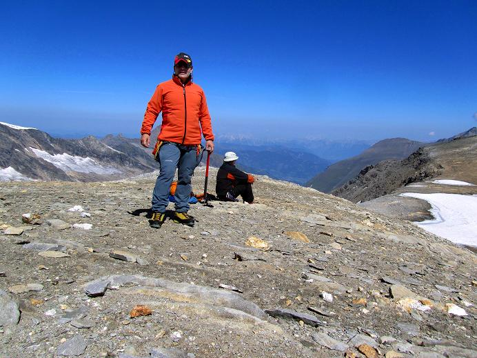 Foto: Andreas Koller / Wandertour / Gletschertour auf den Vorderen Bärenkopf (3250m) / 05.09.2011 22:54:39