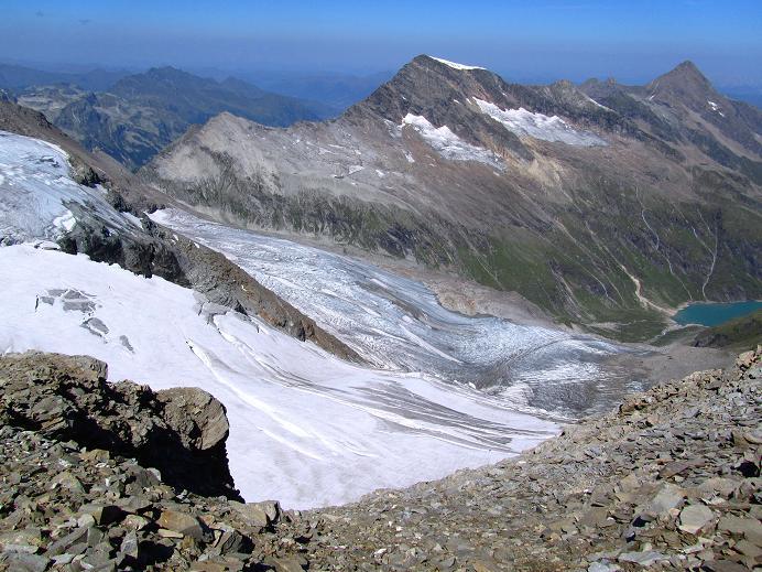 Foto: Andreas Koller / Wandertour / Gletschertour auf den Vorderen Bärenkopf (3250m) / 05.09.2011 22:54:30