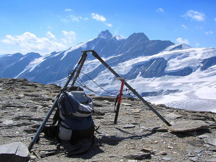 Foto: Andreas Koller / Wandertour / Gletschertour auf den Vorderen Bärenkopf (3250m) / 05.09.2011 22:54:20