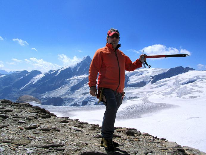 Foto: Andreas Koller / Wandertour / Gletschertour auf den Vorderen Bärenkopf (3250m) / 05.09.2011 22:54:13