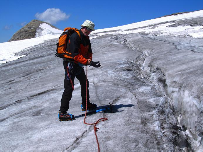 Foto: Andreas Koller / Wandertour / Gletschertour auf den Vorderen Bärenkopf (3250m) / 05.09.2011 22:53:34