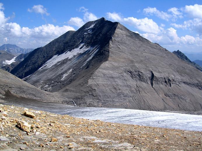 Foto: Andreas Koller / Wandertour / Gletschertour auf den Vorderen Bärenkopf (3250m) / Fuscherkarkopf (3336m) / 05.09.2011 22:53:00