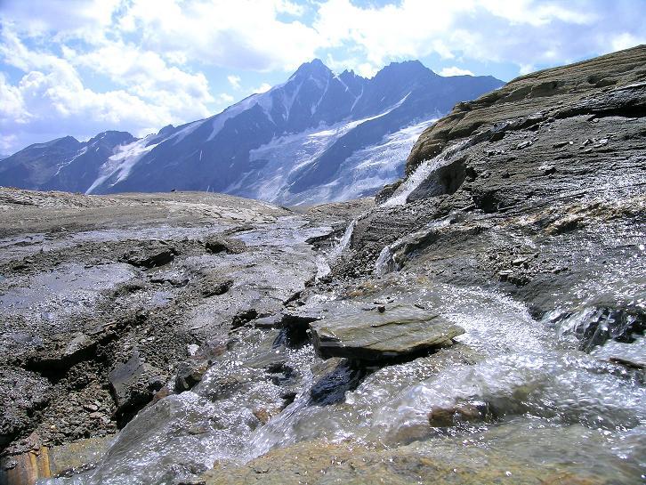 Foto: Andreas Koller / Wandertour / Gletschertour auf den Vorderen Bärenkopf (3250m) / 05.09.2011 22:51:57