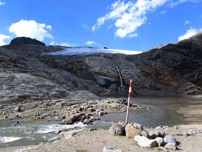Foto: Andreas Koller / Wandertour / Gletschertour auf den Vorderen Bärenkopf (3250m) / 05.09.2011 22:51:47
