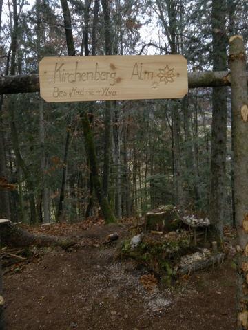 Foto: Wolfgang Lauschensky / Wandertour / Strumberg Überschreitung / 'Kirchenbergkripperl' / 06.12.2011 18:18:56