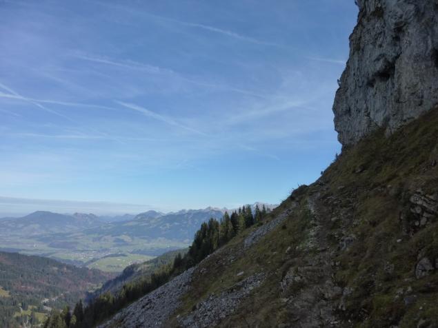 Klettersteig Besler : Fotogalerie tourfotos fotos zur klettersteig tour besler