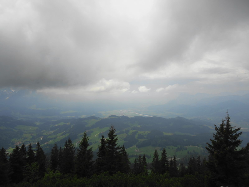 Foto: Günter Siegl / Wandertour / Hochries Reibn / Inntal / 11.06.2016 18:38:43