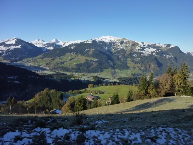 Foto: Manfred Karl / Wandertour / Gaisberg vom Wildpark Aurach / 04.11.2015 19:38:19