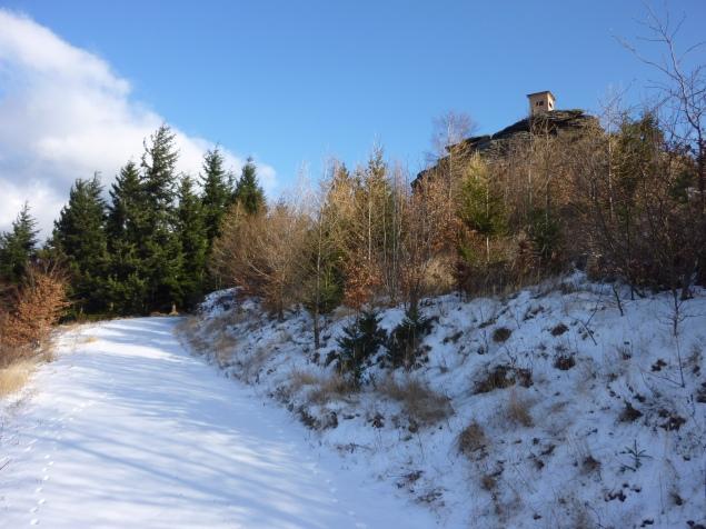 Foto: Manfred Karl / Wandertour / Rundtour Friedrichfelsen - Hoher Stein – Rote Wand / 28.01.2012 12:07:08