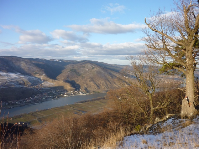 Foto: Manfred Karl / Wandertour / Rundtour Friedrichfelsen - Hoher Stein – Rote Wand / 28.01.2012 12:00:51