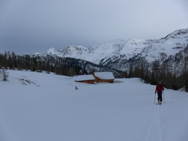Foto: Wolfgang Lauschensky / Skitour / Lackenspitze 2459m / Metzgerhütte / 01.02.2012 17:07:04