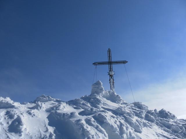 Foto: Wolfgang Lauschensky / Skitour / Scheiblingstein 2197m (hohe Variante aus dem Pyhrgasgatterl) / Scheiblingstein / 23.02.2012 14:50:11