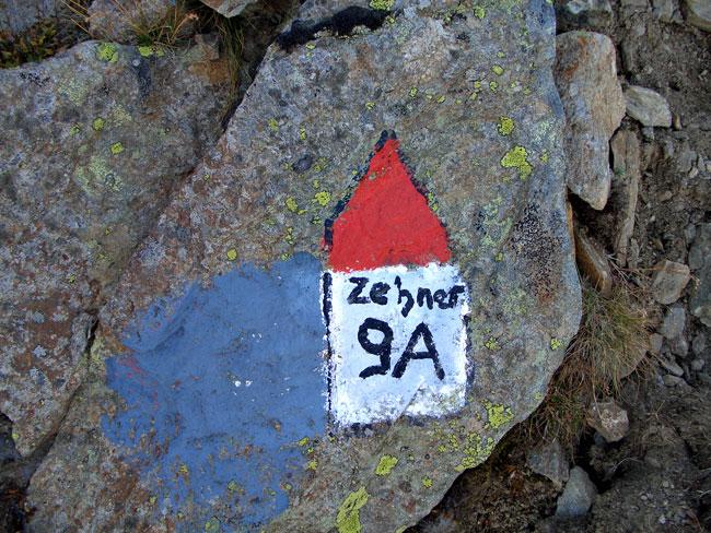 Foto: vince 51 / Wandertour / Von Rojen auf den Zehnerkopf / 13.04.2012 22:08:42
