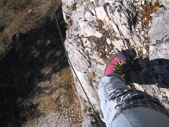 Klettersteig Kärnten : Fotogalerie tourfotos fotos zur klettersteig tour kanzianiberg
