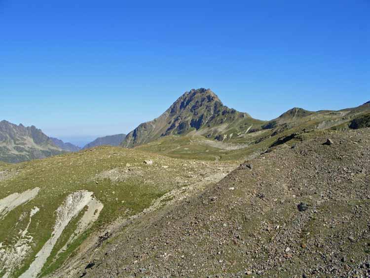 Foto: vince 51 / Wandertour / Von der Bielerhöhe auf den Vermuntkopf  / das Hohe Rad / 04.05.2012 21:53:44
