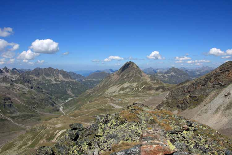 Foto: vince 51 / Wandertour / Von der Bielerhöhe auf den Vermuntkopf  / das Hohe Rad / 04.05.2012 21:49:29