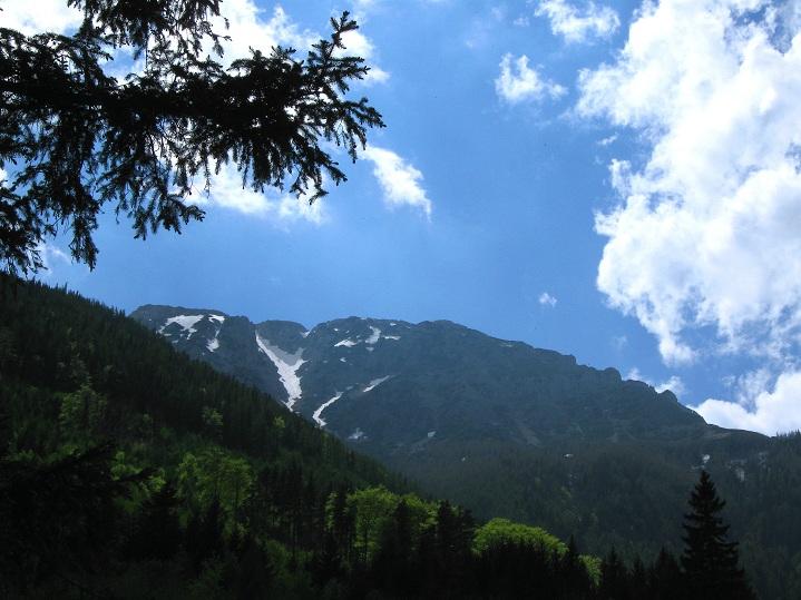 Foto: Andreas Koller / Klettertour / Nandlgrat auf das Schneebergplateau (1974m) / 21.05.2012 23:30:06