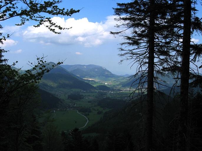 Foto: Andreas Koller / Klettertour / Nandlgrat auf das Schneebergplateau (1974m) / 21.05.2012 23:29:52