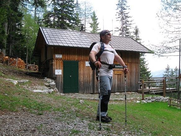 Foto: Andreas Koller / Klettertour / Nandlgrat auf das Schneebergplateau (1974m) / Bürkle Hütte / 21.05.2012 23:29:25