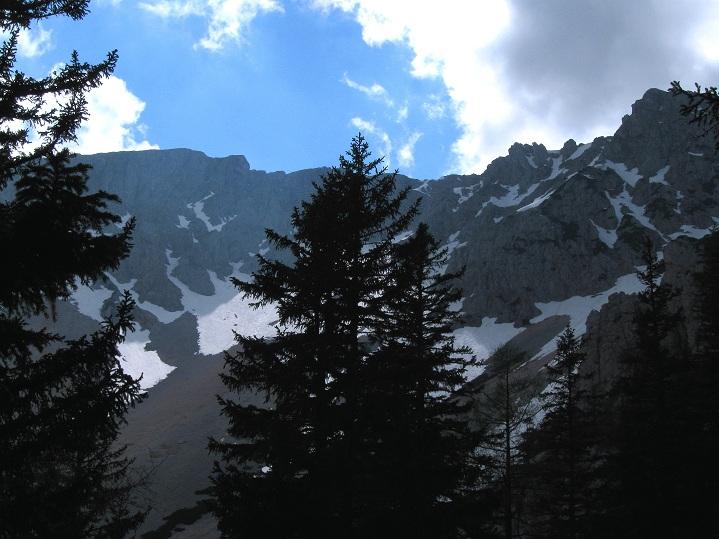 Foto: Andreas Koller / Klettertour / Nandlgrat auf das Schneebergplateau (1974m) / 21.05.2012 23:28:35