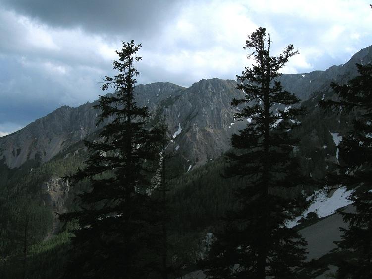 Foto: Andreas Koller / Klettertour / Nandlgrat auf das Schneebergplateau (1974m) / 21.05.2012 23:27:03