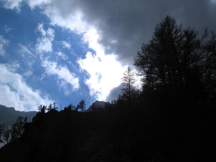 Foto: Andreas Koller / Klettertour / Nandlgrat auf das Schneebergplateau (1974m) / 21.05.2012 23:25:24