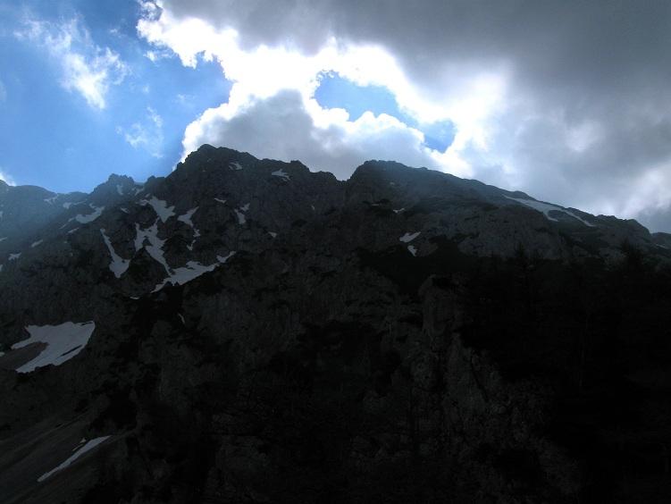 Foto: Andreas Koller / Klettertour / Nandlgrat auf das Schneebergplateau (1974m) / 21.05.2012 23:24:58