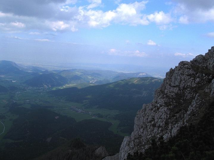 Foto: Andreas Koller / Klettertour / Nandlgrat auf das Schneebergplateau (1974m) / 21.05.2012 23:20:36
