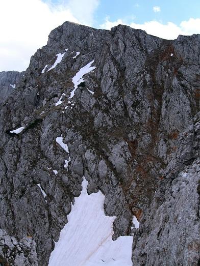 Foto: Andreas Koller / Klettertour / Nandlgrat auf das Schneebergplateau (1974m) / 21.05.2012 23:18:18