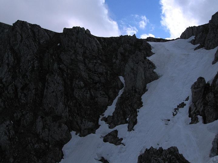 Foto: Andreas Koller / Klettertour / Nandlgrat auf das Schneebergplateau (1974m) / 21.05.2012 23:16:52