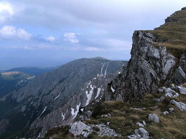 Foto: Andreas Koller / Klettertour / Nandlgrat auf das Schneebergplateau (1974m) / Aufstieg auf den Festenkogel / 21.05.2012 23:14:29