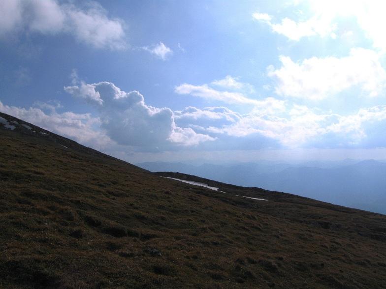 Foto: Andreas Koller / Klettertour / Nandlgrat auf das Schneebergplateau (1974m) / 21.05.2012 23:13:22