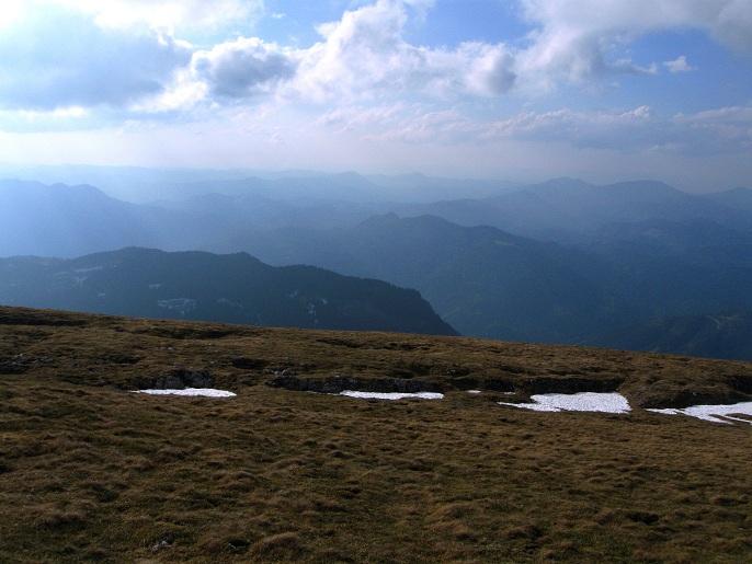 Foto: Andreas Koller / Klettertour / Nandlgrat auf das Schneebergplateau (1974m) / 21.05.2012 23:13:09