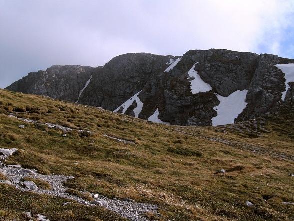 Foto: Andreas Koller / Klettertour / Nandlgrat auf das Schneebergplateau (1974m) / 21.05.2012 23:11:55