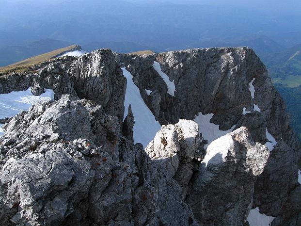 Foto: Andreas Koller / Klettertour / Nandlgrat auf das Schneebergplateau (1974m) / 21.05.2012 23:11:00