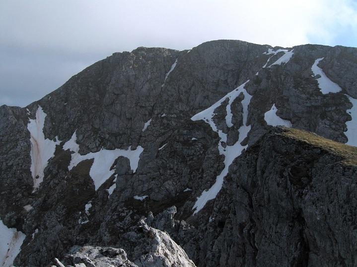 Foto: Andreas Koller / Klettertour / Nandlgrat auf das Schneebergplateau (1974m) / 21.05.2012 23:10:39