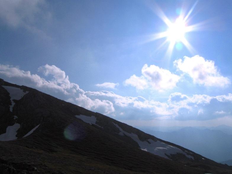 Foto: Andreas Koller / Klettertour / Nandlgrat auf das Schneebergplateau (1974m) / 21.05.2012 23:10:15