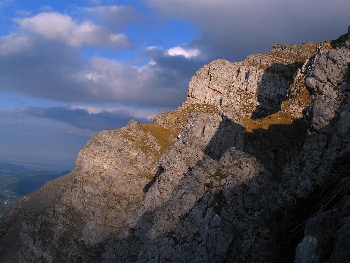 Foto: Andreas Koller / Klettertour / Nandlgrat auf das Schneebergplateau (1974m) / 21.05.2012 23:04:51