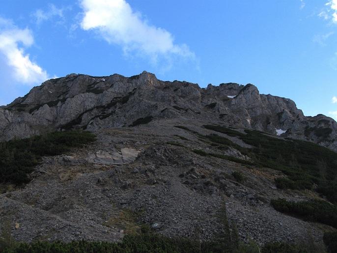 Foto: Andreas Koller / Klettertour / Nandlgrat auf das Schneebergplateau (1974m) / 21.05.2012 23:03:58