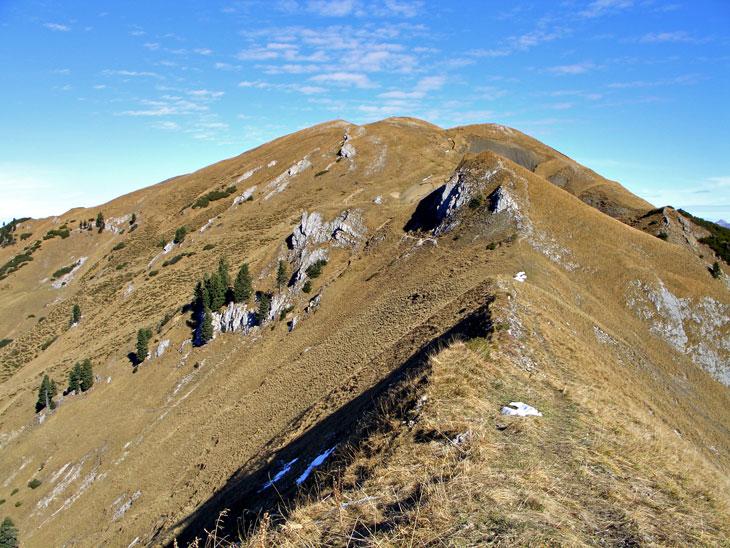 Foto: vince 51 / Wandertour / Reuttener Höhenweg / Das Galtjoch von Südwesten / 11.07.2012 22:26:00