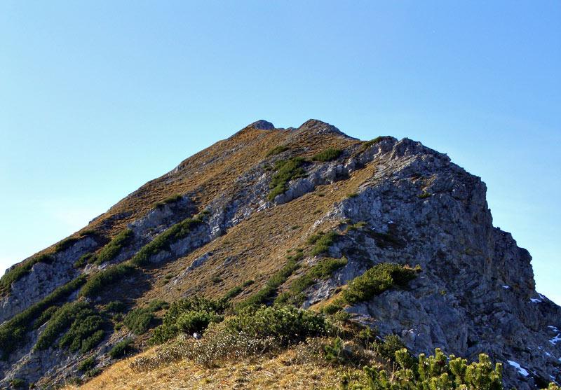 Foto: vince 51 / Wandertour / Reuttener Höhenweg / Der Nordostgrat zur Vorderen Steinkarspitze / 11.07.2012 22:20:13