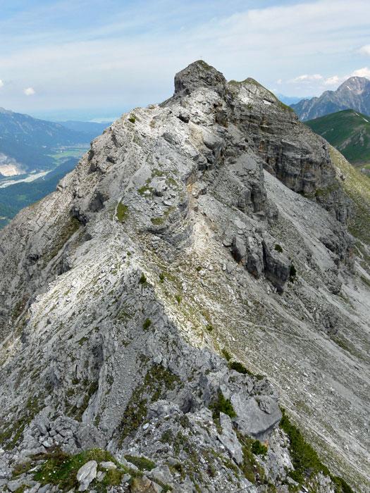 Foto: vince 51 / Wandertour / Reuttener Höhenweg / Vordere Steinkarspitze / 11.07.2012 22:15:02