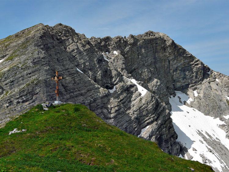 Foto: vince 51 / Wandertour / Reuttener Höhenweg / Hintere Steinkarspitze / 11.07.2012 22:13:52