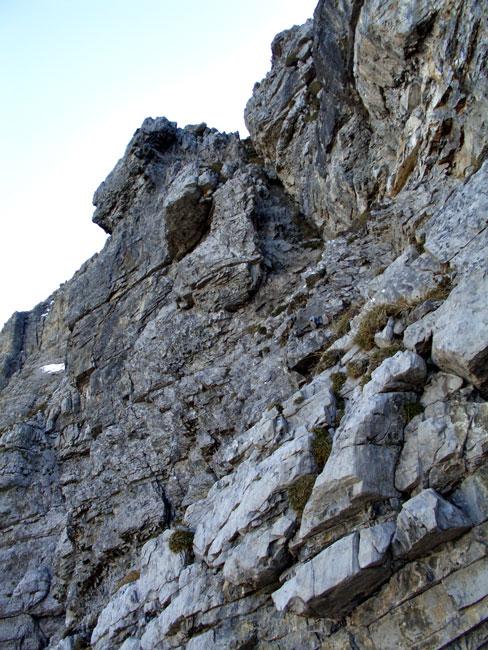 Foto: vince 51 / Wandertour / Reuttener Höhenweg / Aufstieg zur Knittelkarspitze / 11.07.2012 22:07:04