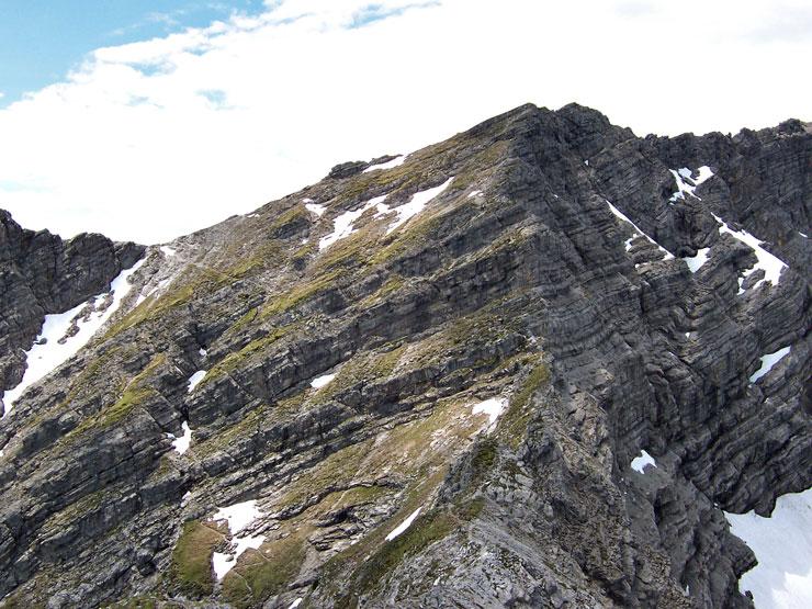 Foto: vince 51 / Wandertour / Reuttener Höhenweg / Aufstieg zur Knittelkarspitze / 11.07.2012 22:06:41