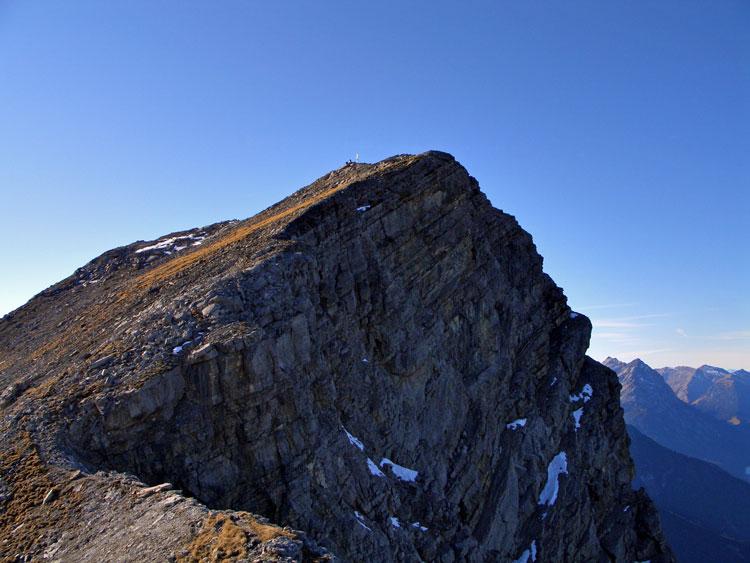 Foto: vince 51 / Wandertour / Reuttener Höhenweg / Aufstieg zur Knittelkarspitze / 11.07.2012 22:04:26