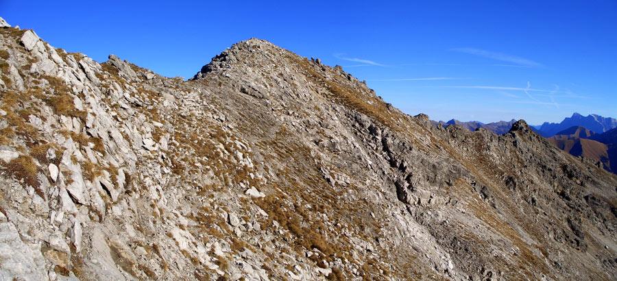 Foto: vince 51 / Wandertour / Reuttener Höhenweg / Aufstieg zur Knittelkarspitze / 11.07.2012 22:04:02