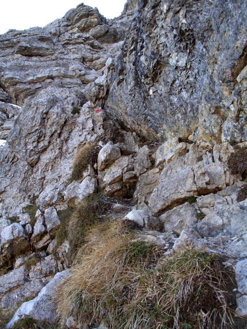 Foto: vince 51 / Wandertour / Reuttener Höhenweg / Abstieg von der Knittelkarspitze / 11.07.2012 21:58:56