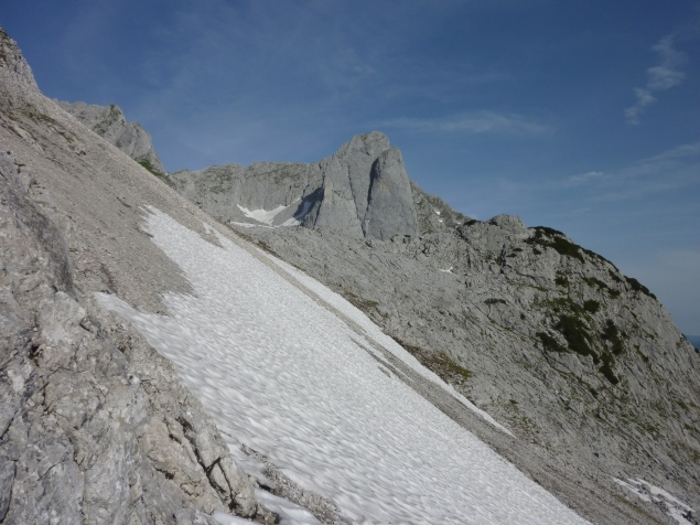 Foto: Manfred Karl / Wandertour / Mitterkogel über den Steiglpass / Ndr. Großwandeck - Däumling / 15.07.2012 21:53:56