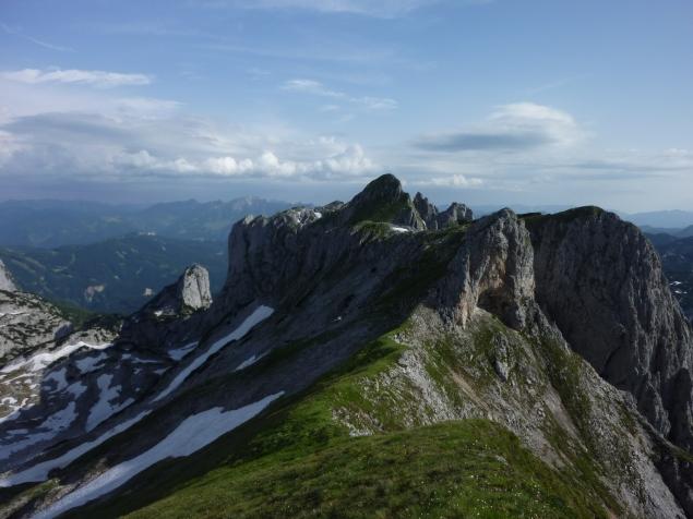 Foto: Manfred Karl / Wandertour / Mitterkogel über den Steiglpass / 15.07.2012 21:52:24
